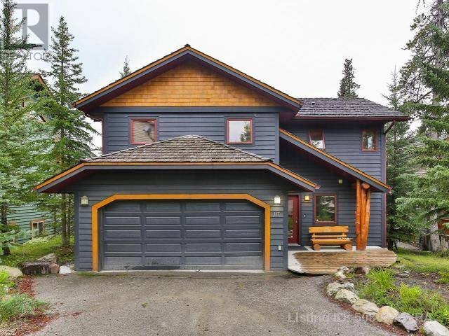 House for sale at 117 Stone Creek Pl Silvertip, Canmore Alberta - MLS: 50809