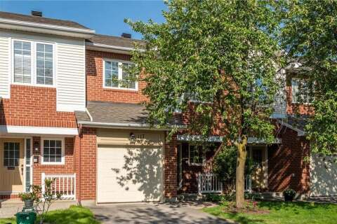 Condo for sale at 117 Stonebriar Dr Nepean Ontario - MLS: 1194377