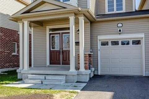 Townhouse for sale at 117 Wagner Cres Angus Ontario - MLS: 40024480