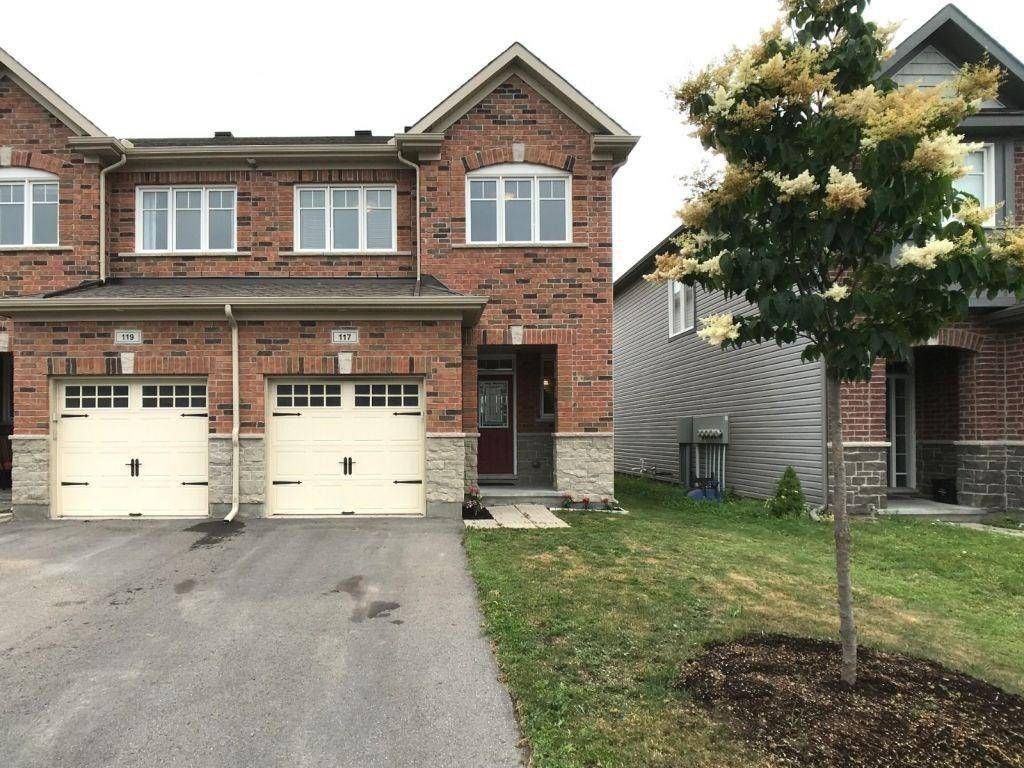 Townhouse for rent at 117 Westphalian Ave Ottawa Ontario - MLS: 1170684