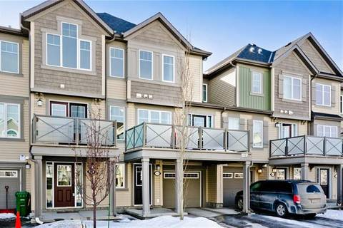 Townhouse for sale at 117 Windstone Pk Southwest Airdrie Alberta - MLS: C4289059