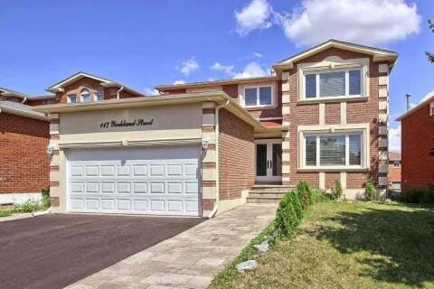 House for rent at 117 Yorkland St Richmond Hill Ontario - MLS: N4779789