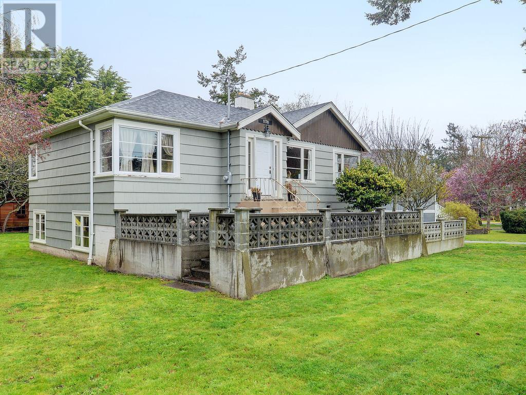 For Sale: 1170 Munro Street, Victoria, BC | 4 Bed, 2 Bath House for $1,200,000. See 20 photos!