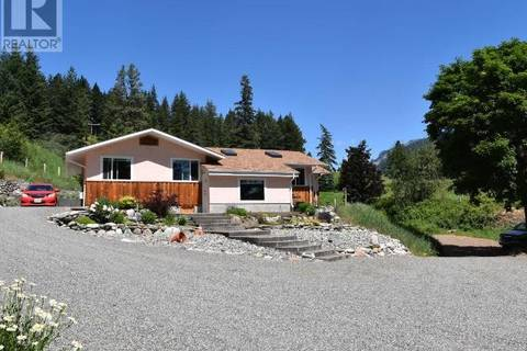 House for sale at 11700 Texas Creek Rd Lillooet British Columbia - MLS: 151782