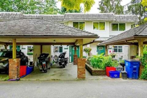 Townhouse for sale at 11701 Fulton St Maple Ridge British Columbia - MLS: R2474566