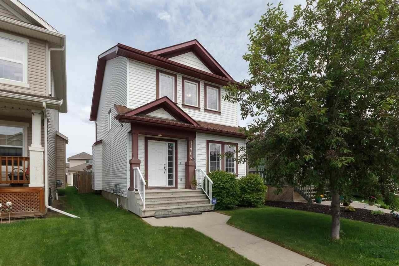 House for sale at 11704 167a Av NW Edmonton Alberta - MLS: E4202267