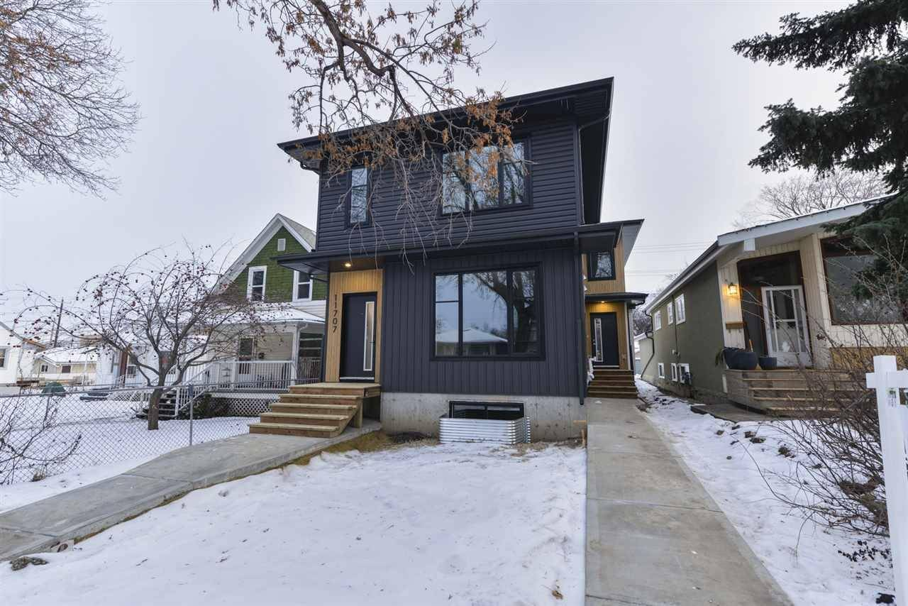 Townhouse for sale at 11705 91 St Nw Edmonton Alberta - MLS: E4180953