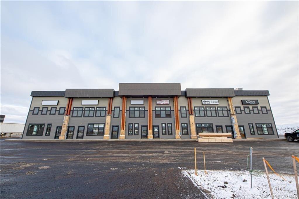 Property for rent at 11706 104 Ave Grande Prairie Alberta - MLS: GP214412
