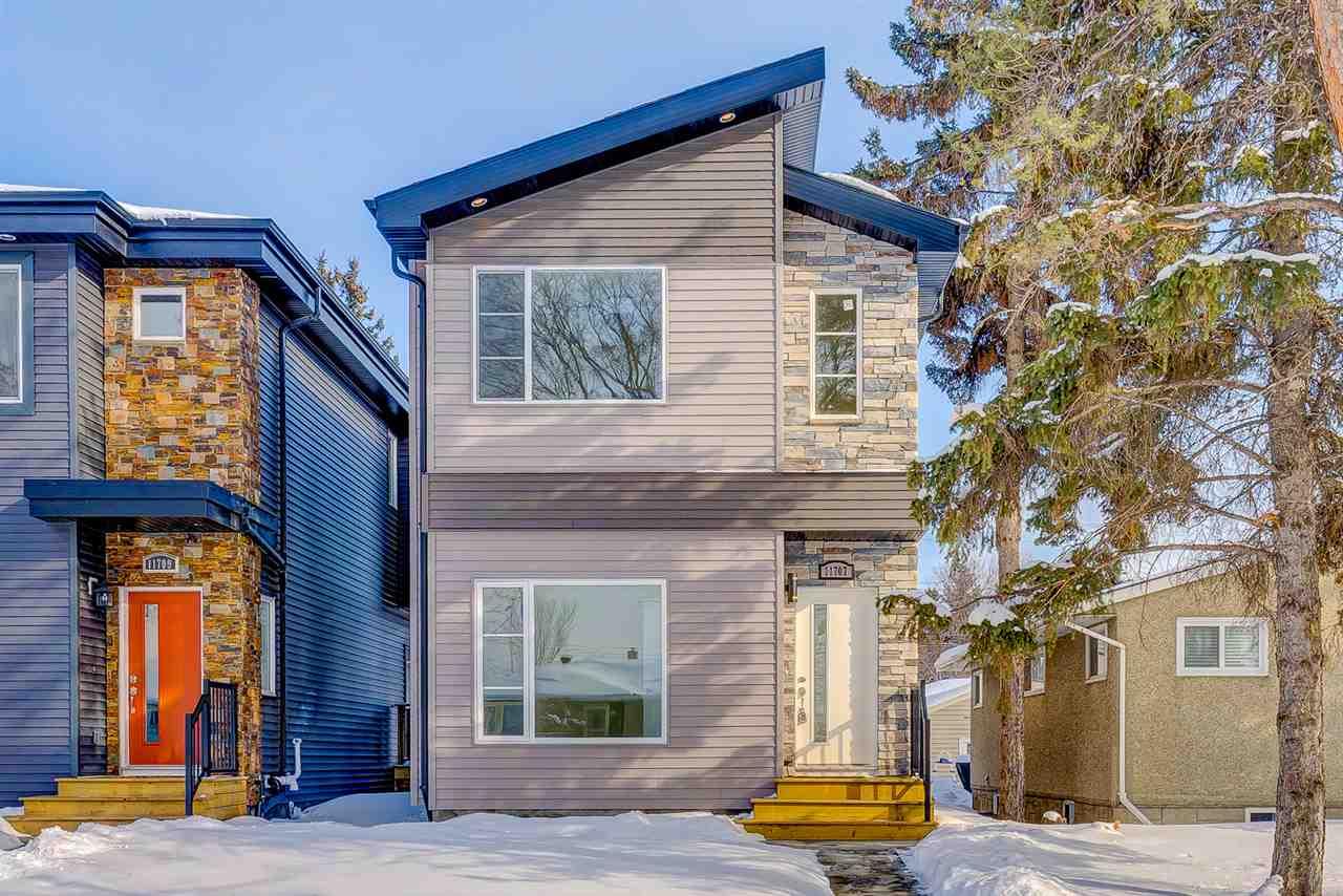 For Sale: 11707 131 Street, Edmonton, AB | 4 Bed, 3 Bath House for $529,000. See 25 photos!