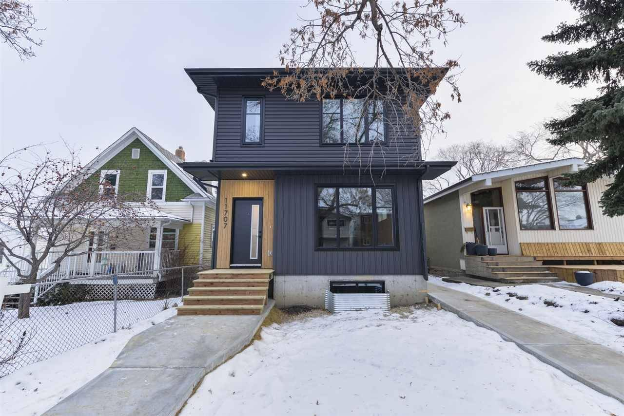 Townhouse for sale at 11707 91 St Nw Edmonton Alberta - MLS: E4180944