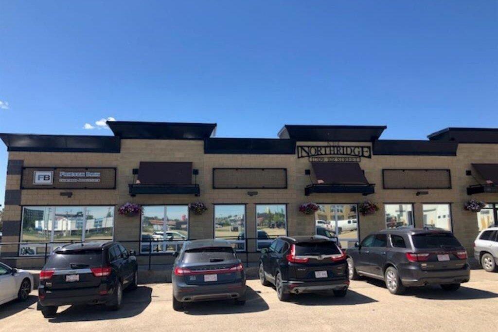 Commercial property for sale at 11709 102 St Grande Prairie Alberta - MLS: GP213732