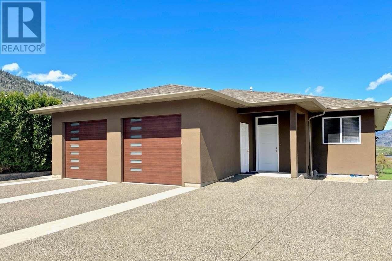 House for sale at 11709 Quail Ridge Pl Osoyoos British Columbia - MLS: 183384