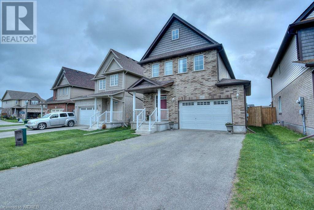 House for sale at 1171 Caen Ave Woodstock Ontario - MLS: 211341