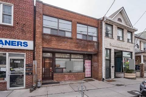 House for sale at 1171 Davenport Rd Toronto Ontario - MLS: C4402706