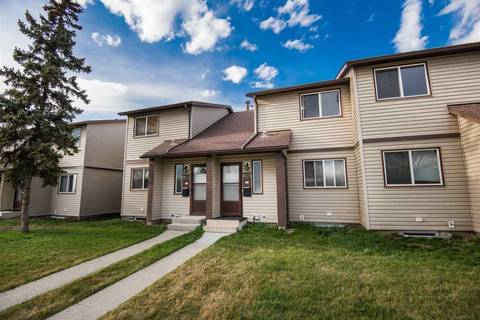 Townhouse for sale at 1171 Hooke Rd Nw Edmonton Alberta - MLS: E4153556
