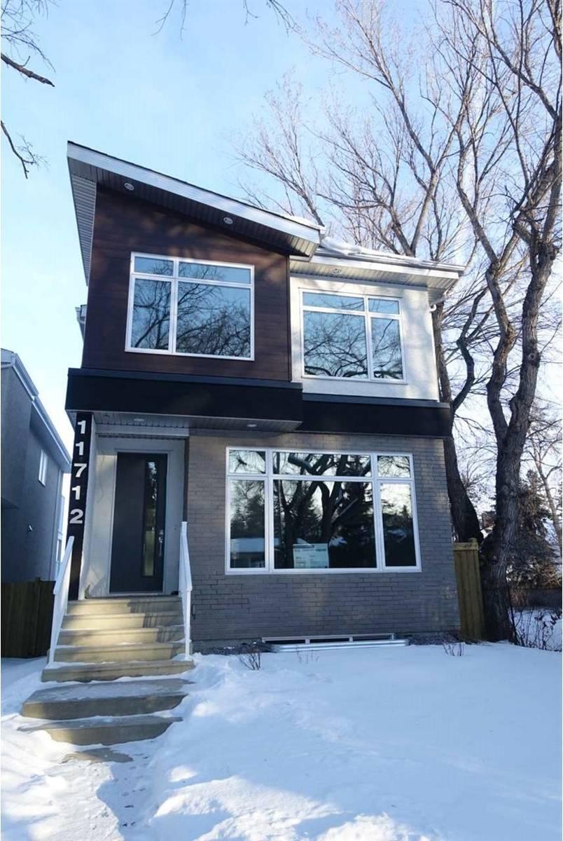 House for sale at 11712 Edinboro Rd Nw Edmonton Alberta - MLS: E4191048