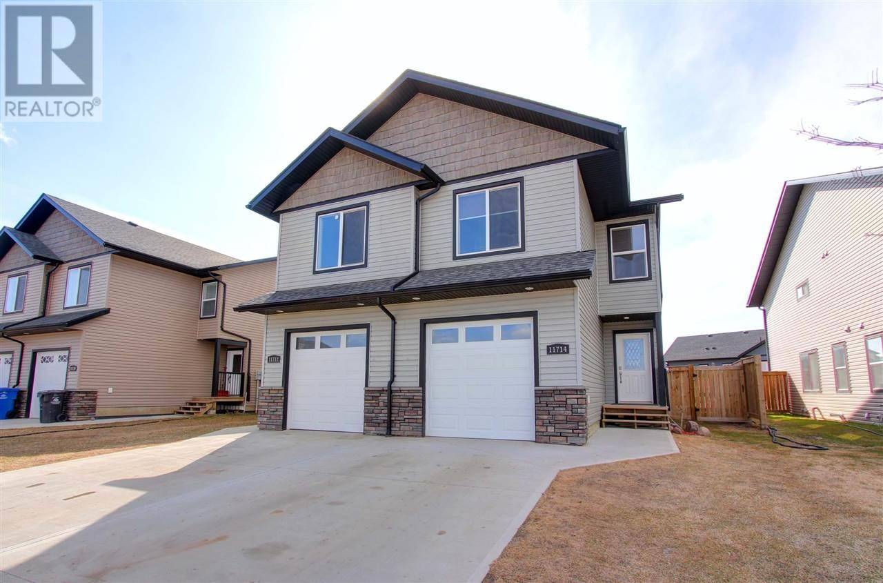 Townhouse for sale at 11714 102 St Fort St. John British Columbia - MLS: R2430783