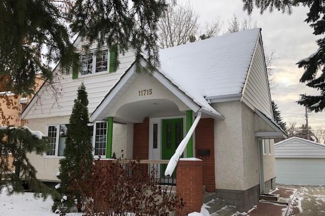 House for sale at 11715 84 Av NW Edmonton Alberta - MLS: E4221743