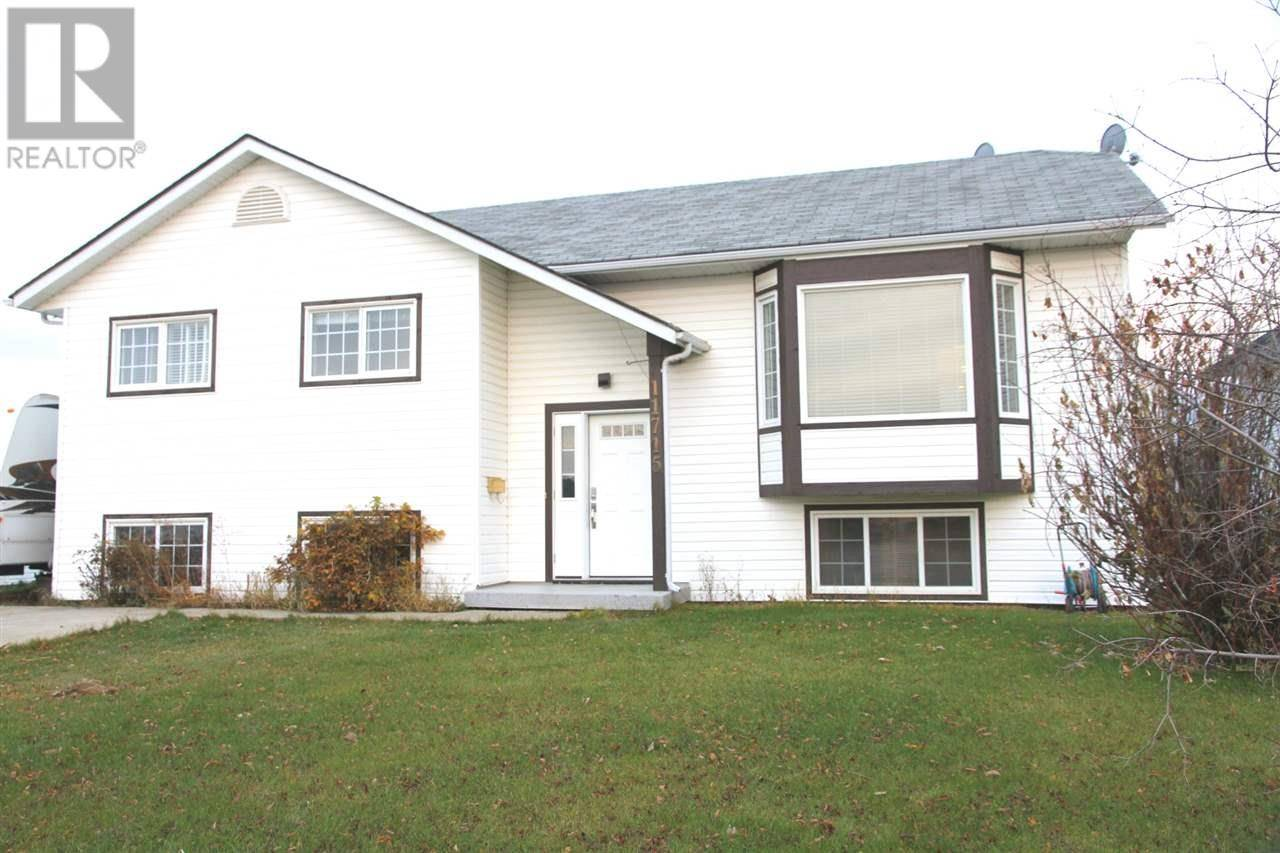 House for sale at 11715 89a St Fort St. John British Columbia - MLS: R2416931