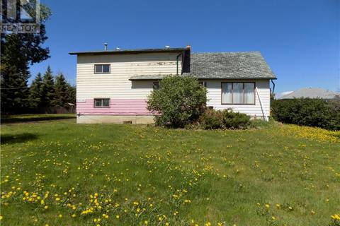 House for sale at 11716 105 Ave Fairview Alberta - MLS: GP203100