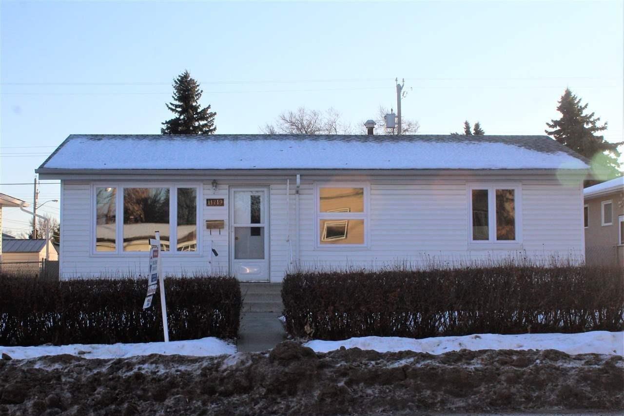 House for sale at 11719 134 Av NW Edmonton Alberta - MLS: E4216189