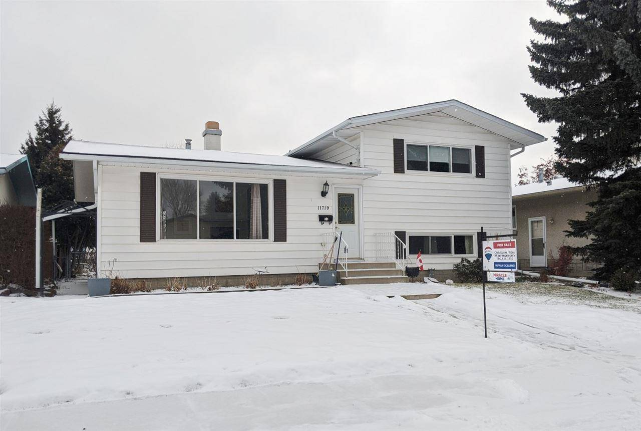 House for sale at 11719 39 Ave Nw Edmonton Alberta - MLS: E4177190