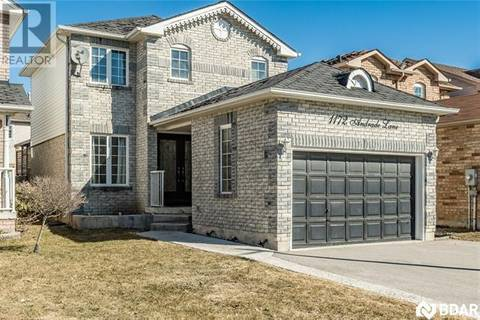 House for sale at 1172 Andrade Ln Innisfil Ontario - MLS: 30718938