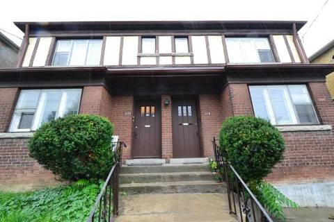 Townhouse for rent at 1172 Avenue Rd Toronto Ontario - MLS: C4413515