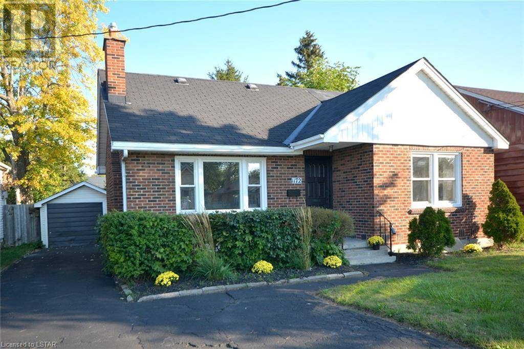 House for sale at 1172 Oxford St East London Ontario - MLS: 222576