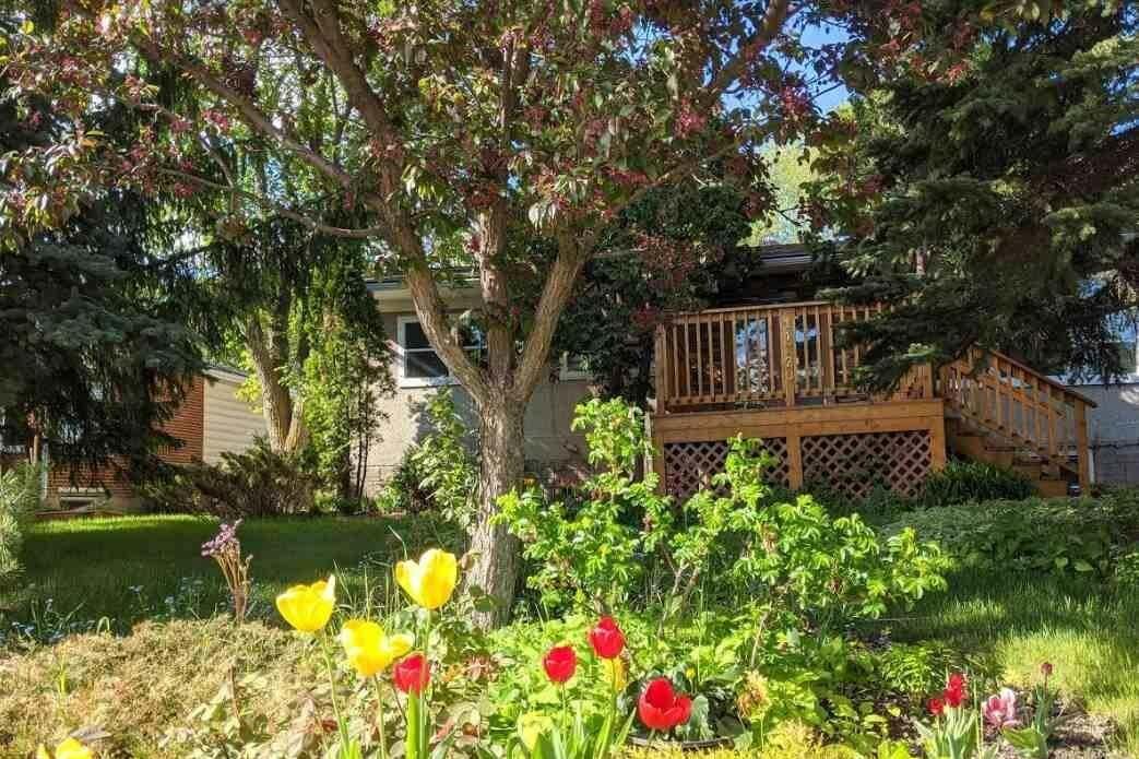 House for sale at 11720 University Av NW Edmonton Alberta - MLS: E4201533
