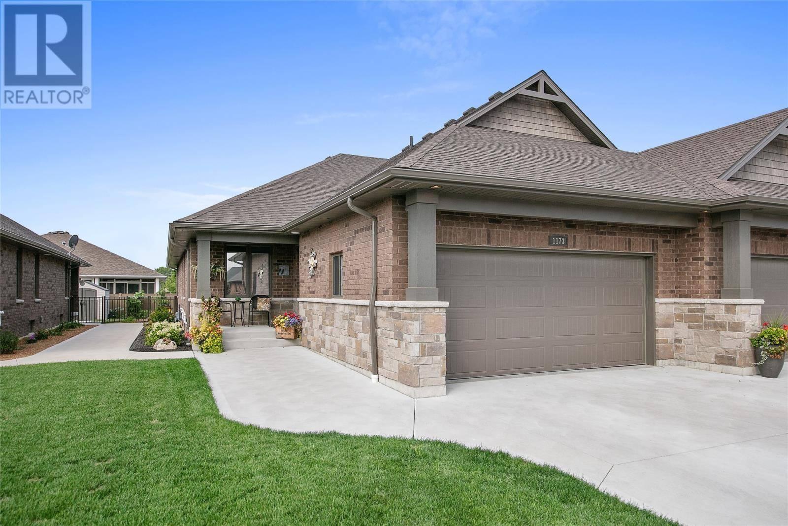 House for sale at 1173 Kassas St Lasalle Ontario - MLS: 19023597