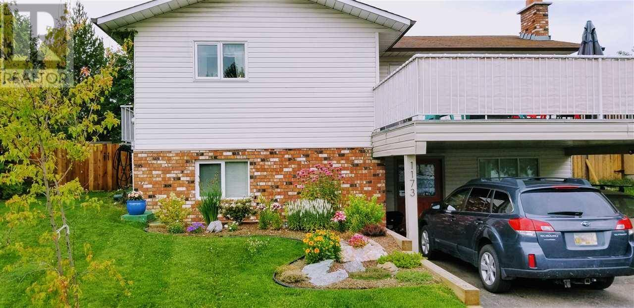 House for sale at 1173 Stirling Dr Prince George British Columbia - MLS: R2395410