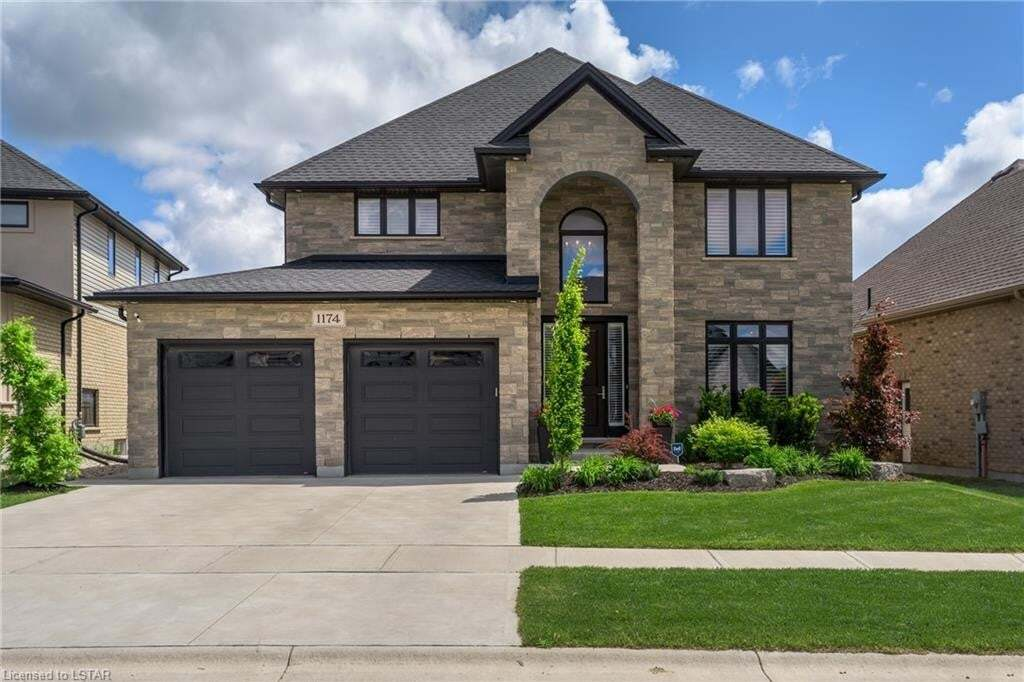 House for sale at 1174 Cranbrook Rd London Ontario - MLS: 261155