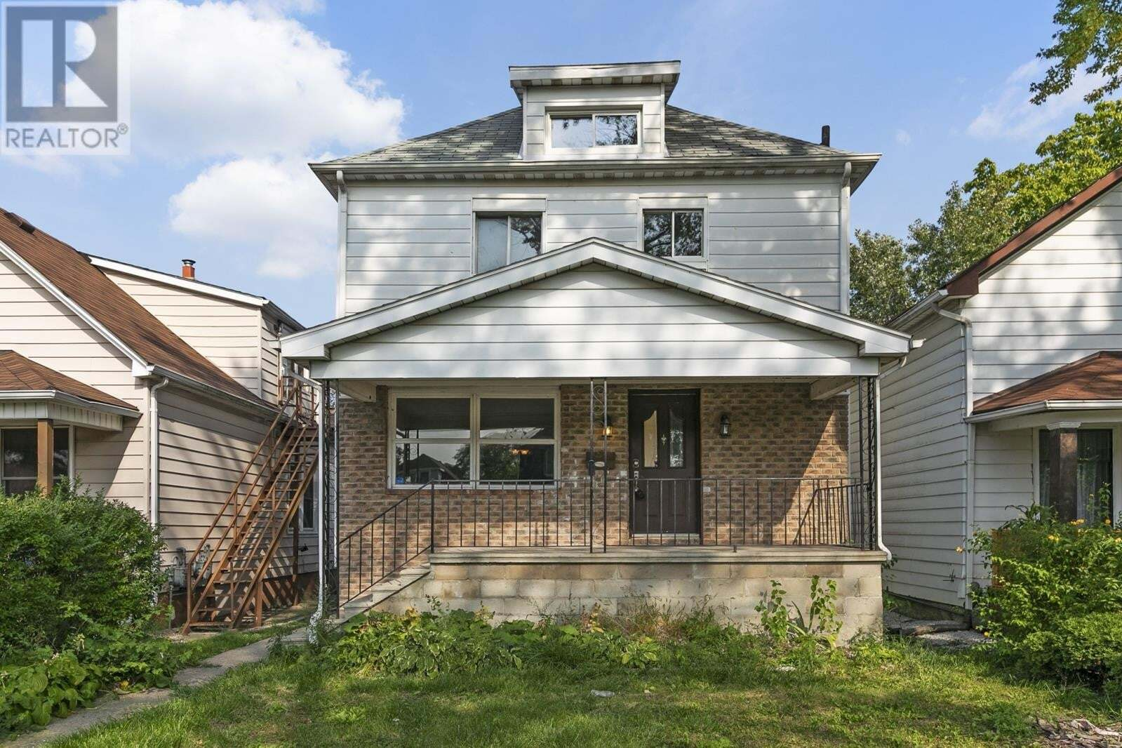 House for sale at 1174 Moy Ave Windsor Ontario - MLS: 20012517