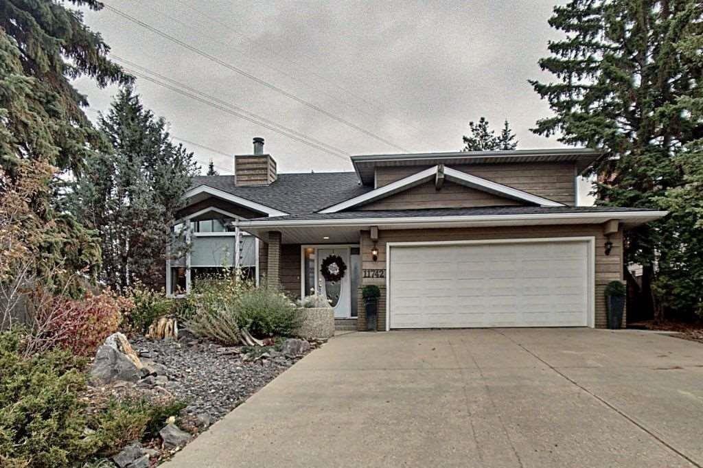 House for sale at 11742 29 Av NW Edmonton Alberta - MLS: E4218536