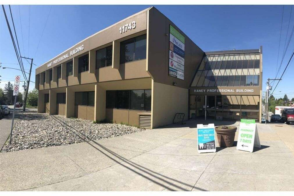 Commercial property for sale at 11743 224 St Maple Ridge British Columbia - MLS: C8025150