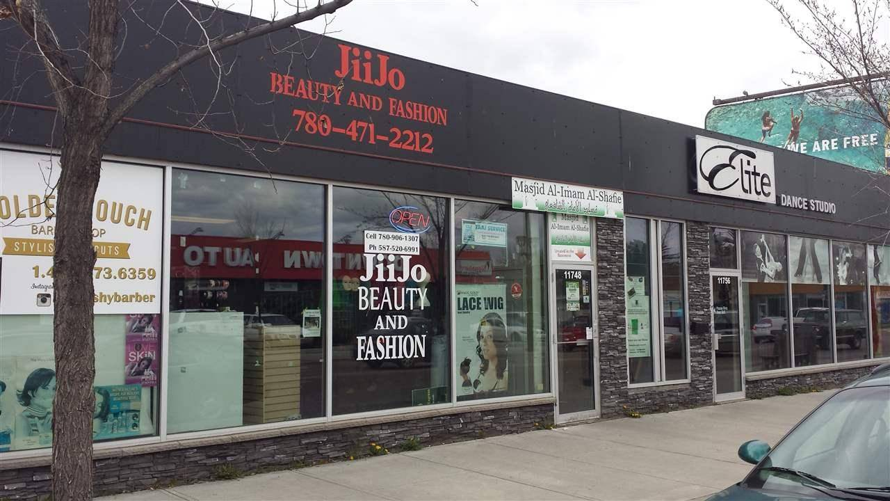 Commercial property for sale at 11748 95 St Nw Edmonton Alberta - MLS: E4087940