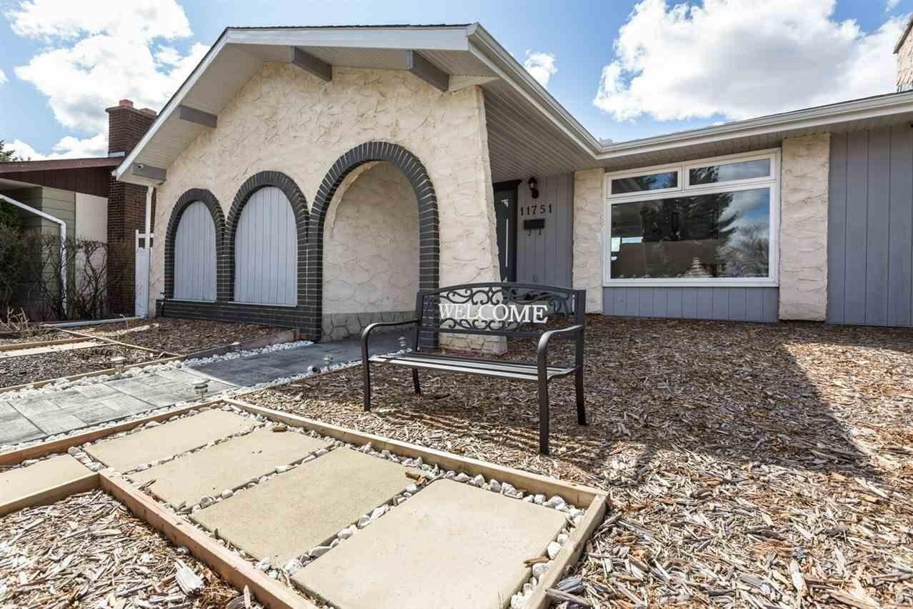 House for sale at 11751 152a Av NW Edmonton Alberta - MLS: E4212645