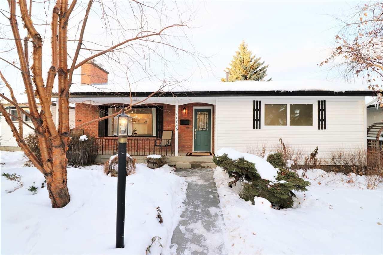 House for sale at 11756 37a Av NW Edmonton Alberta - MLS: E4221973