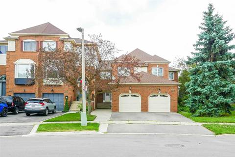 Townhouse for sale at 1177 Lindsay Dr Oakville Ontario - MLS: W4520501