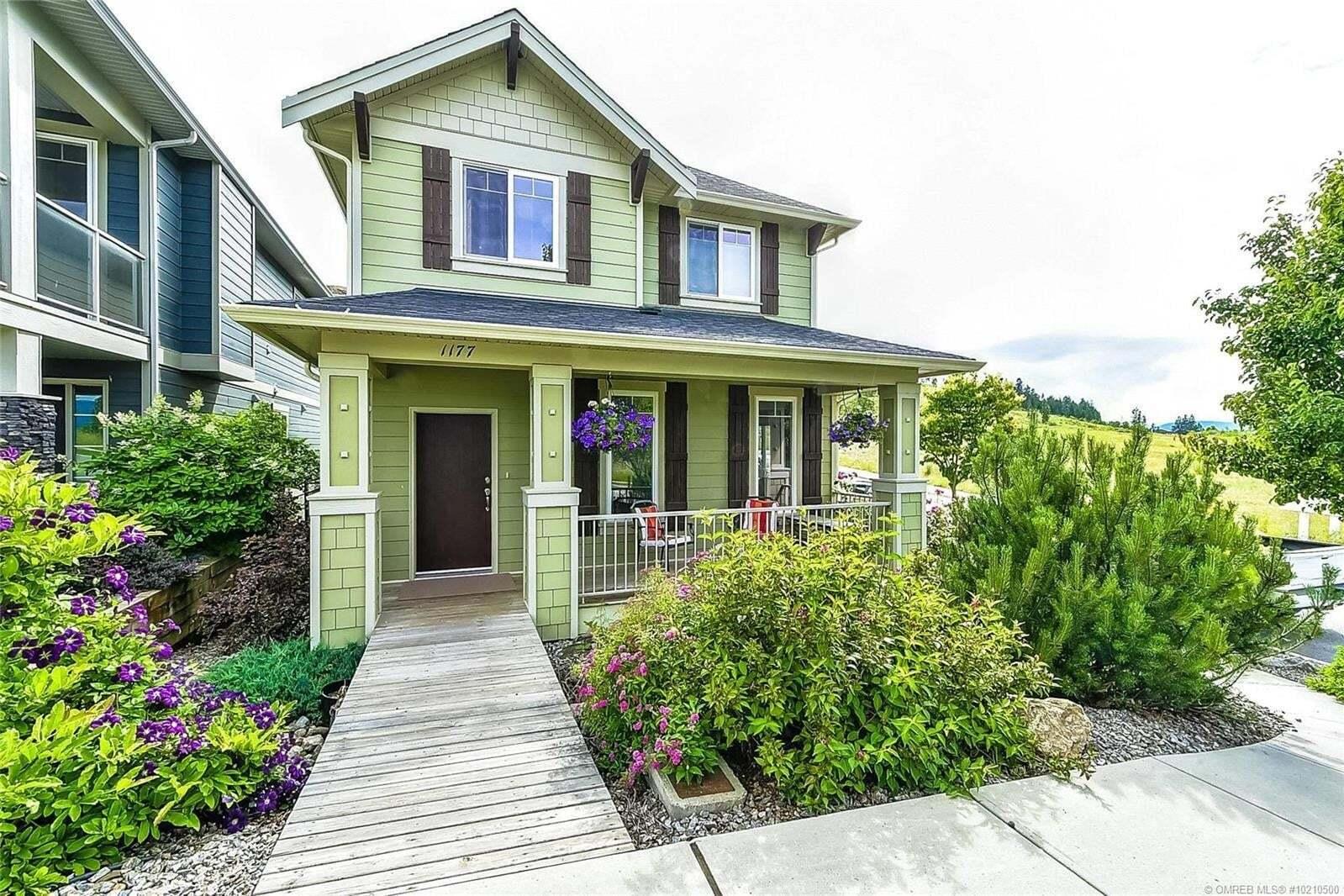 House for sale at 1177 Steele Rd Kelowna British Columbia - MLS: 10210500