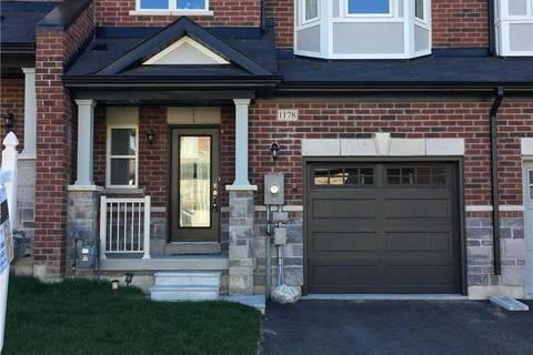 Townhouse for sale at 1178 Peelar Cres Innisfil Ontario - MLS: N4701390