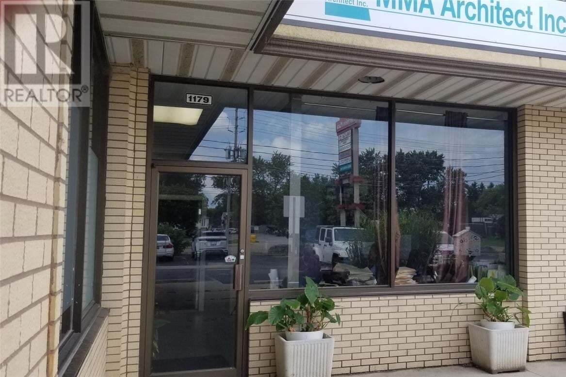 Commercial property for lease at 1179 Lauzon  Apartment 1179 Windsor Ontario - MLS: 20011386