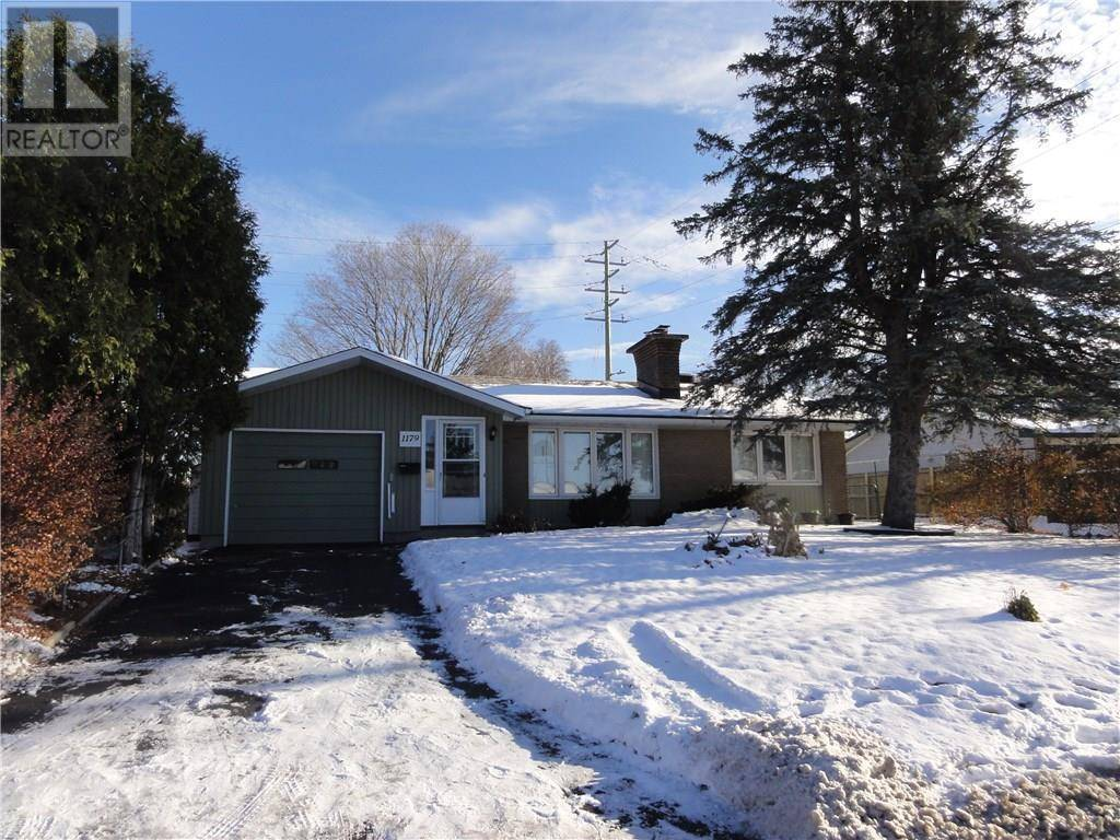 House for rent at 1179 Southwood Dr Ottawa Ontario - MLS: 1175561