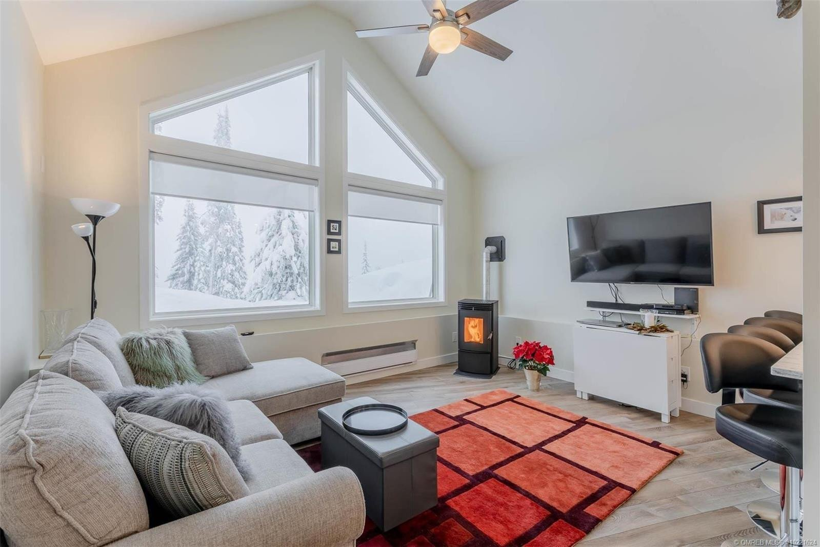 Townhouse for sale at 5981 Snow Pines Cres Unit 117C Big White British Columbia - MLS: 10221624