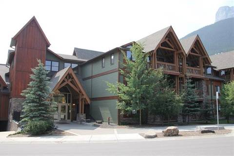 Condo for sale at 106 Stewart Creek Landng Unit 118 Canmore Alberta - MLS: C4272676