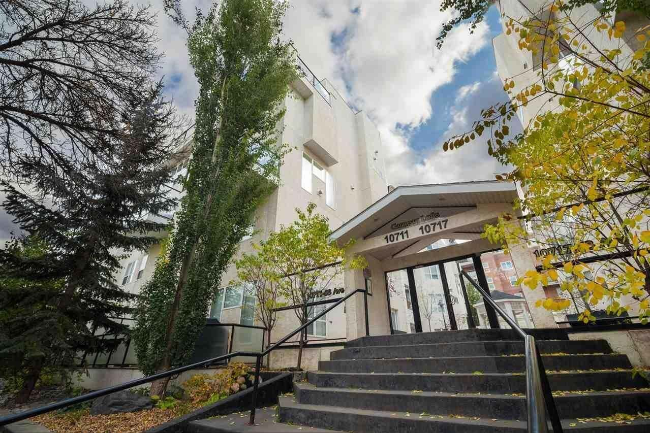 Condo for sale at 10717 83 Av NW Unit 118 Edmonton Alberta - MLS: E4204999