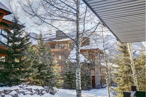 Condo for sale at 109 Montane Road  Unit 118 Canmore Alberta - MLS: C4285921