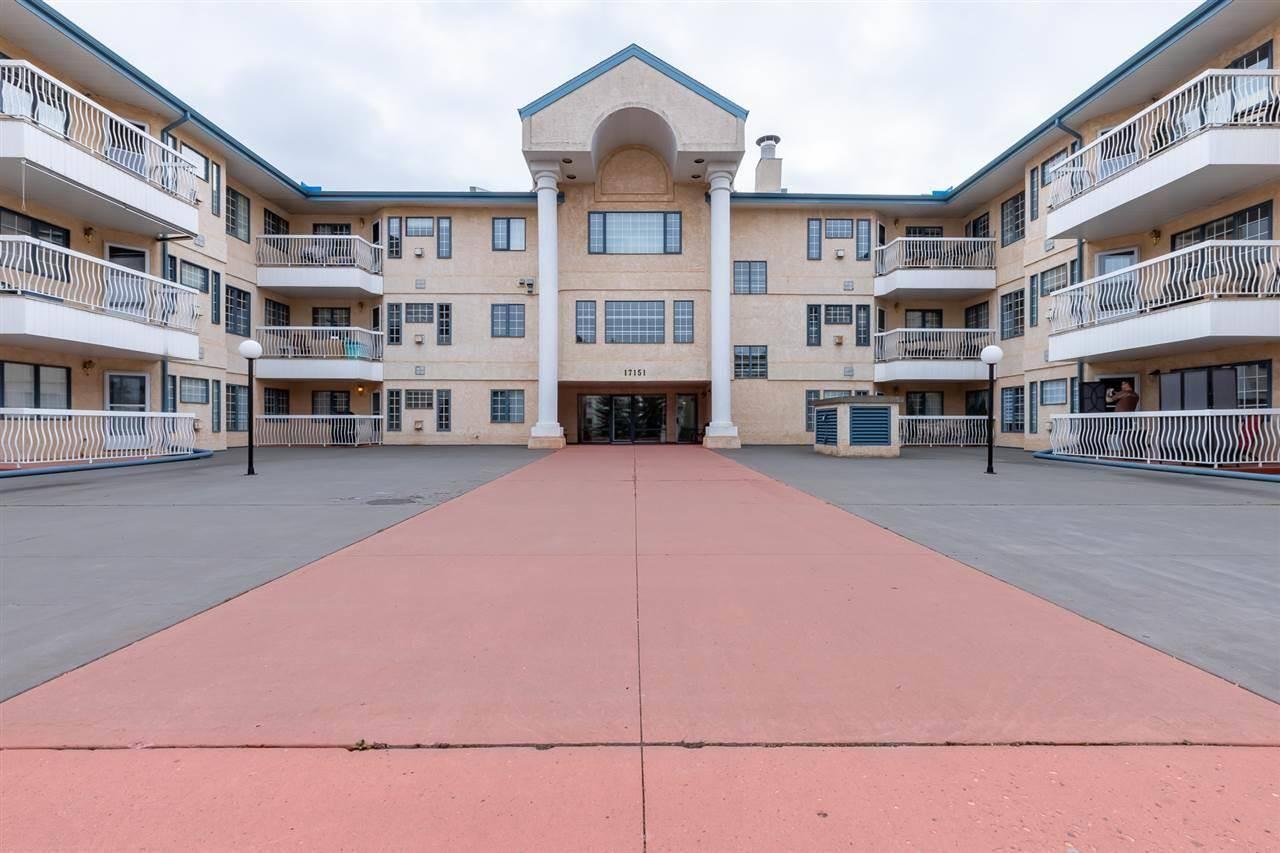 Condo for sale at 17151 94a Ave Nw Unit 118 Edmonton Alberta - MLS: E4178913
