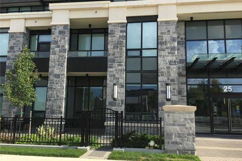 Condo for sale at 25 Water Walk Dr Unit 118 Markham Ontario - MLS: N4551177